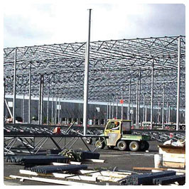 Project Photo for Target Distribution Center